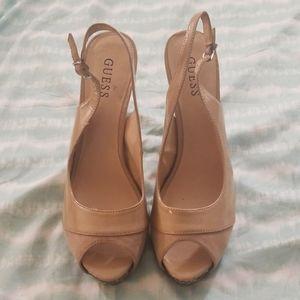 Guess sz 11 heels